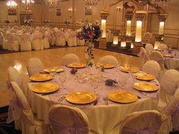 arriendo de vajillas para matrimonios, cristaleria para eventos, articulos de decoracion